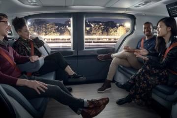 Cruise发布首款无人驾驶轿车迎候下一个十年应战