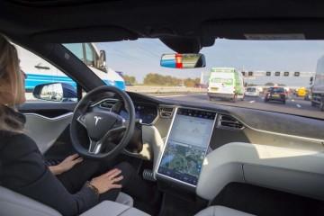 无人驾驶开端回归商业实质进入缓慢期