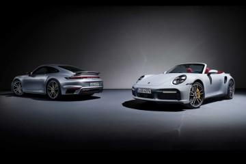 主打轻量化911TurboS推两款选装套件